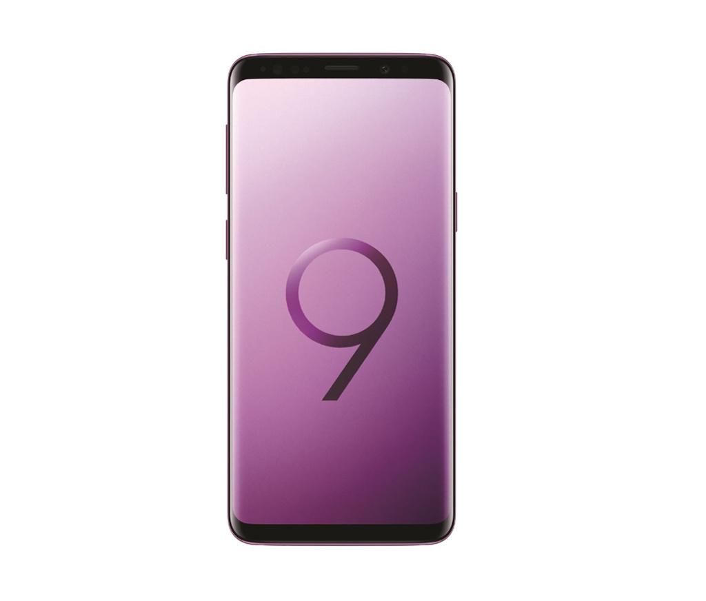 Refurbished Samsung Galaxy S9 Plus Paars 64GB Als nieuw