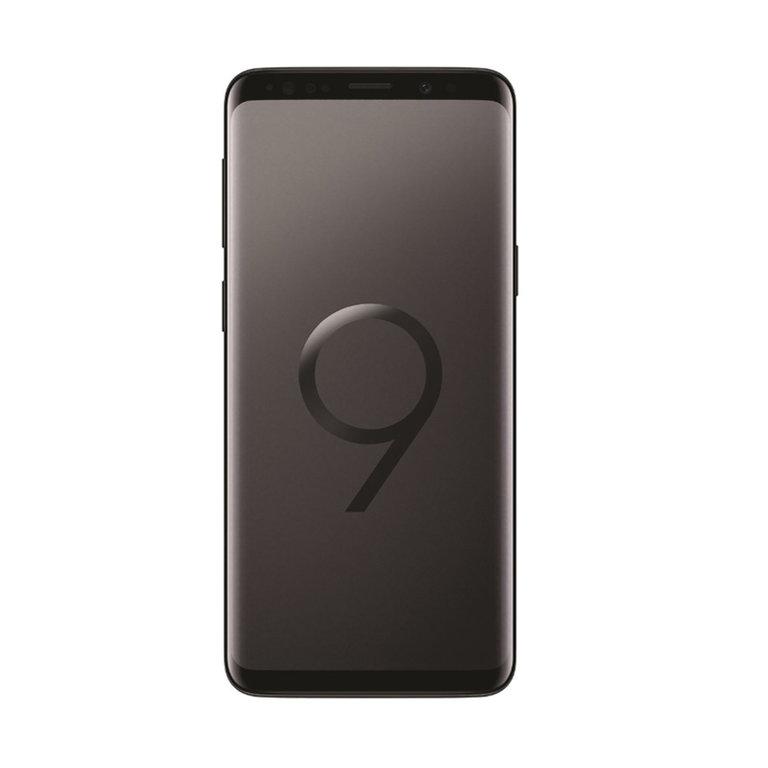 Samsung Refurbished Samsung Galaxy S9 Plus Zwart 64GB