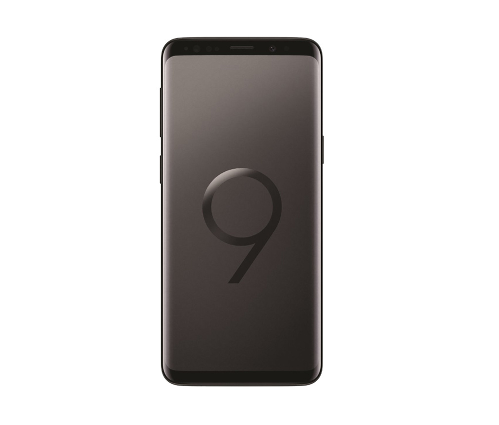 Refurbished Samsung Galaxy S9 Plus Zwart 64GB Zeer goed