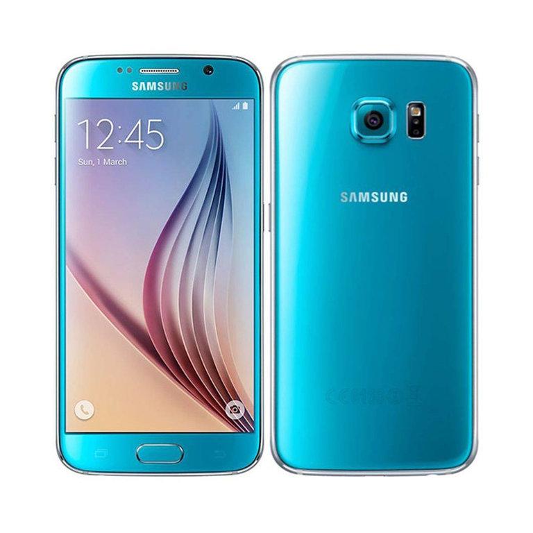 Samsung Refurbished Samsung Galaxy S6 Blauw 32GB