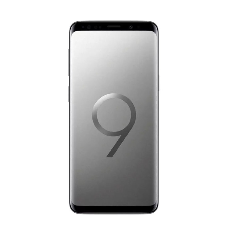 Samsung Refurbished Samsung Galaxy S9 Dual Grijs 256GB