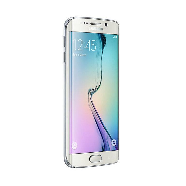 Samsung Refurbished Samsung Galaxy S6 Edge Wit 32GB