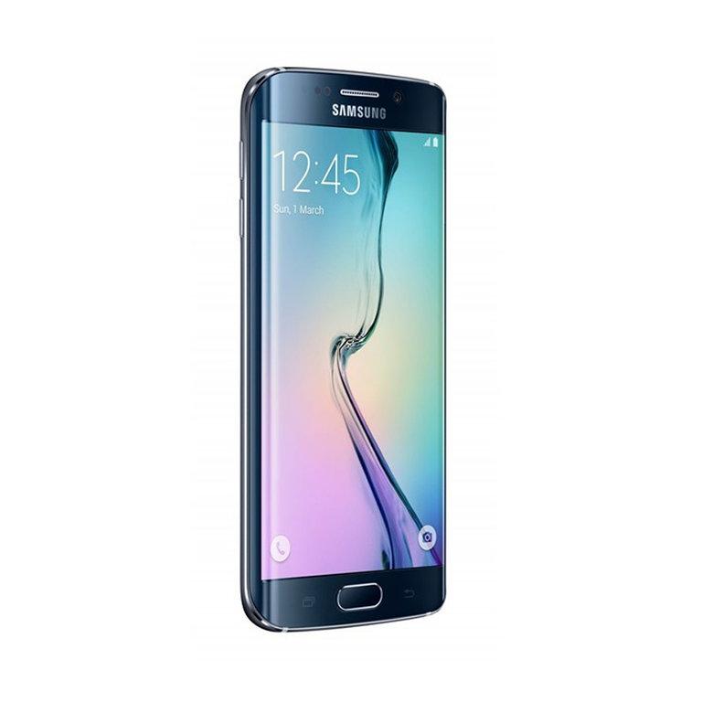 Samsung Refurbished Samsung Galaxy S6 Edge Zwart 32GB