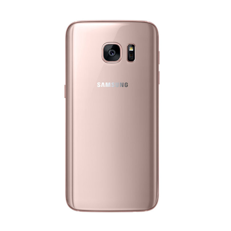 Samsung Refurbished Samsung Galaxy S7 Edge Roze 32GB