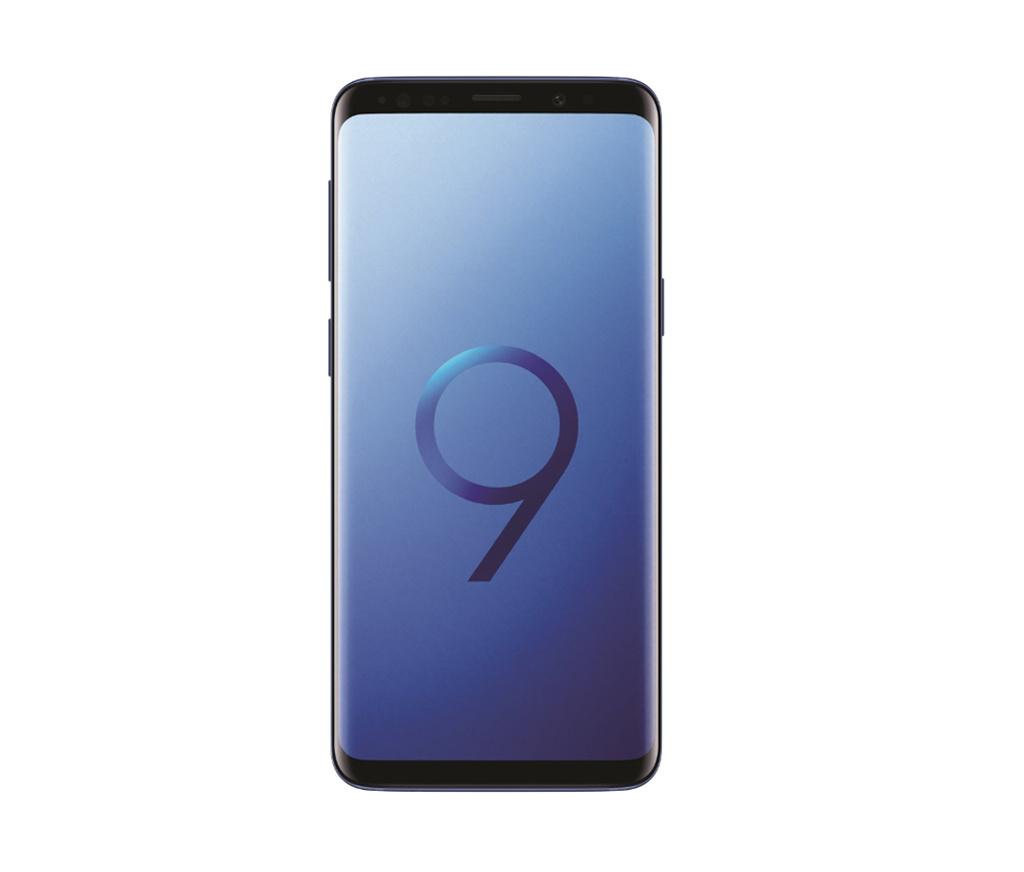 Refurbished Samsung Galaxy S9 Plus Blauw 64GB Zeer goed