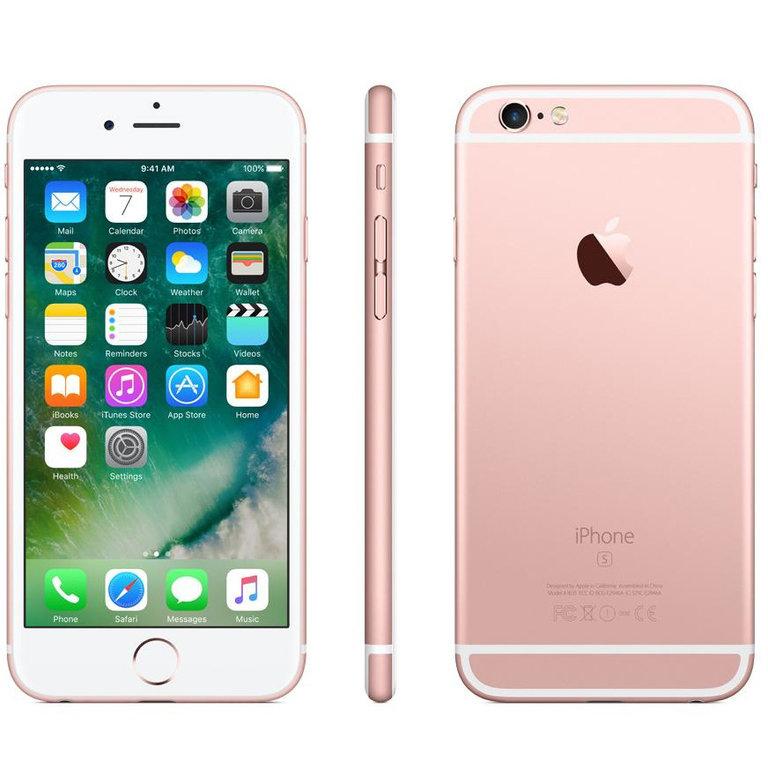 Apple Refurbished iPhone 6S Rosegoud 128GB