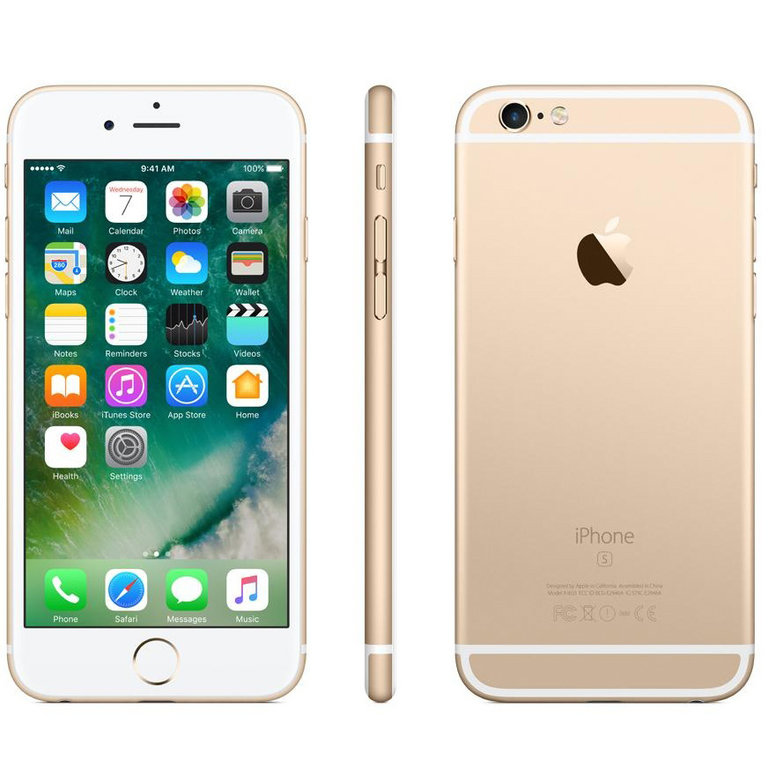Apple Refurbished iPhone 6S Goud 32GB