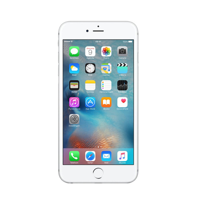 Apple Refurbished iPhone 6S Zilver 64GB