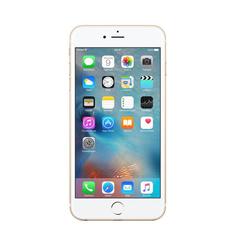 Apple Refurbished iPhone 6 Goud 128GB