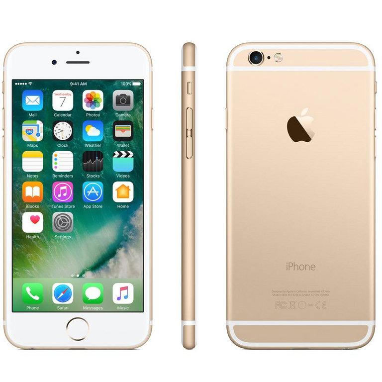 Apple Refurbished iPhone 6 Goud 64GB