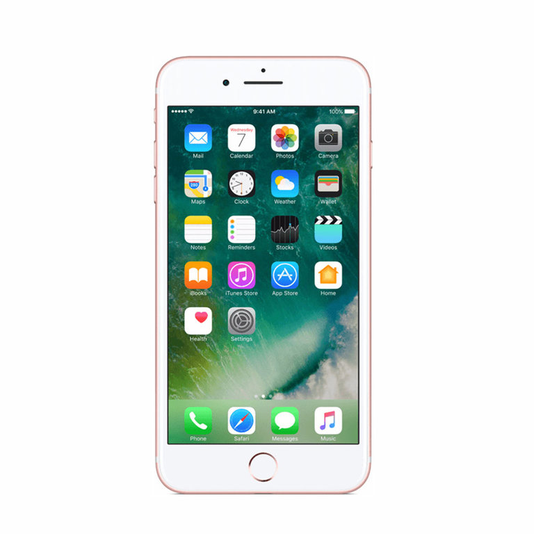 Apple Refurbished iPhone 7 Rosegoud 256GB