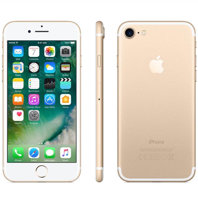 Apple Refurbished iPhone 7 Goud 256GB