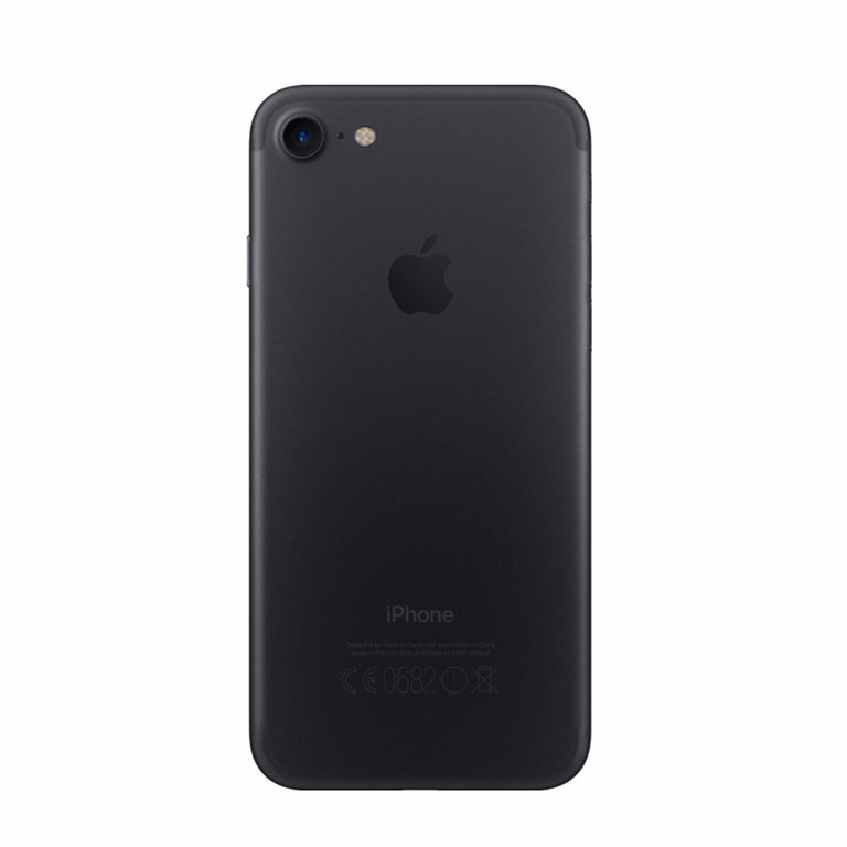 Apple Refurbished iPhone 7 Mat zwart 256GB