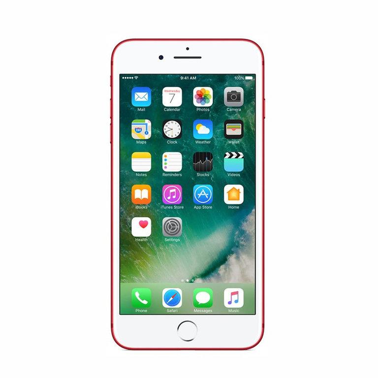 Apple Refurbished iPhone 7 Plus Rood wit 256GB
