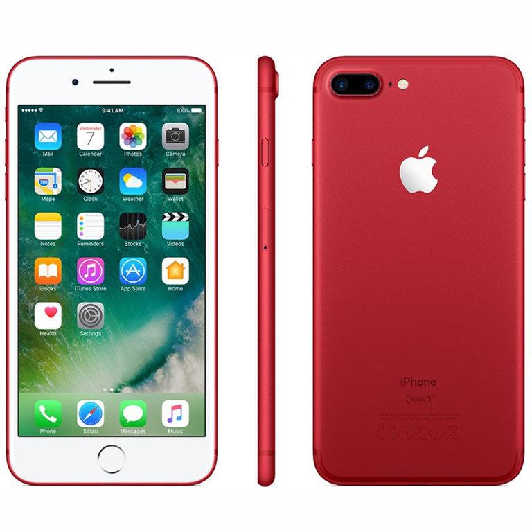 Apple Refurbished iPhone 7 Plus Rood wit 128GB