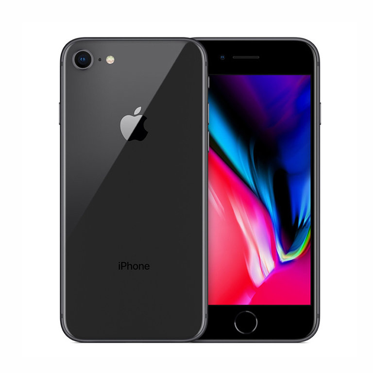 Apple Refurbished iPhone 8 Grijs  256GB