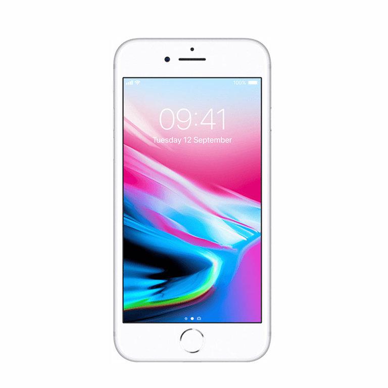 Apple Refurbished iPhone 8 Plus Zilver 256GB