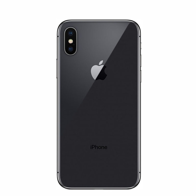 Apple Refurbished iPhone X Grijs 64GB