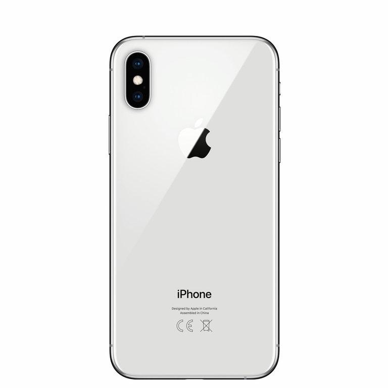 Apple Refurbished iPhone XS Max Zilver 512GB