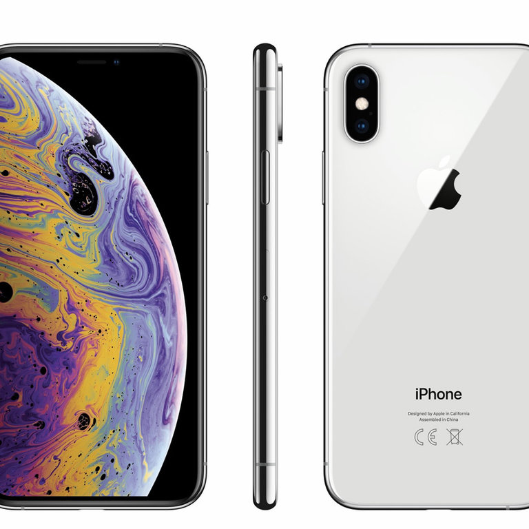 Apple Refurbished iPhone XS Max Zilver 64GB