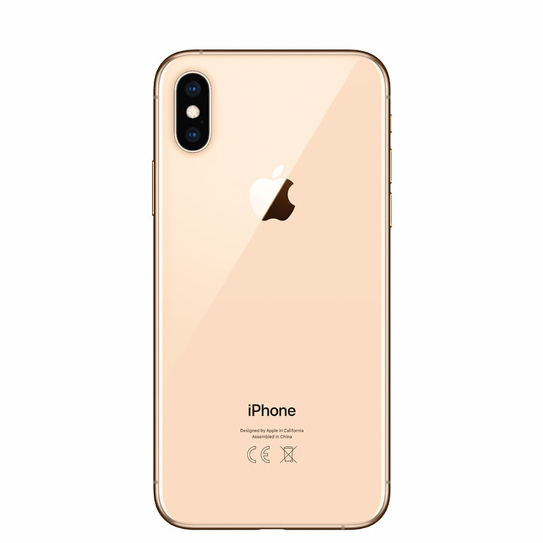 Apple Refurbished iPhone XS Max Goud 512GB