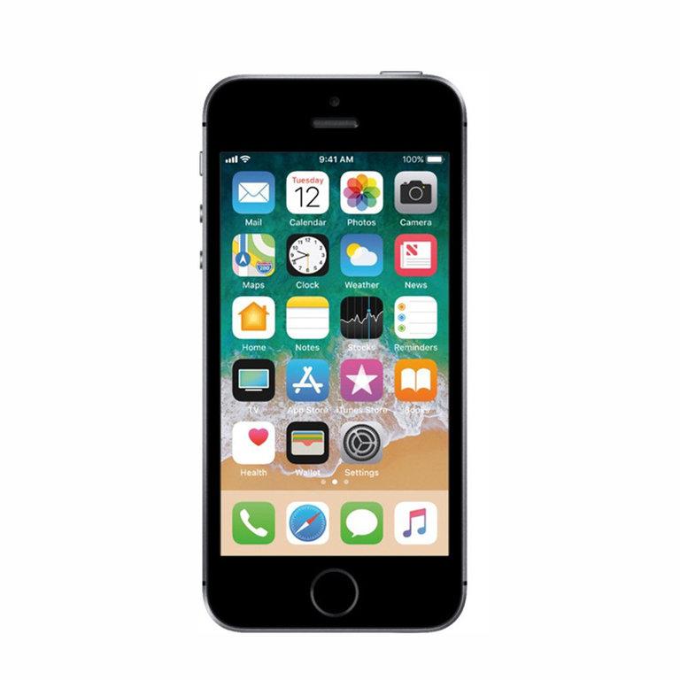 Apple Refurbished iPhone SE Grijs 32GB