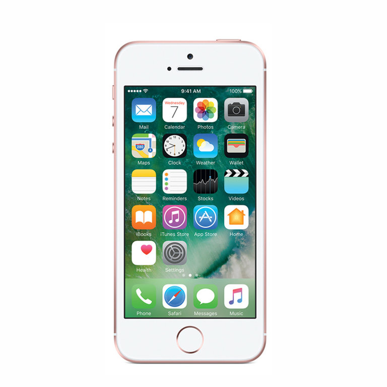 Apple Refurbished iPhone SE Rosegoud 64GB