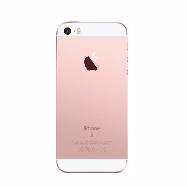 Apple Refurbished iPhone SE Rosegoud 16GB