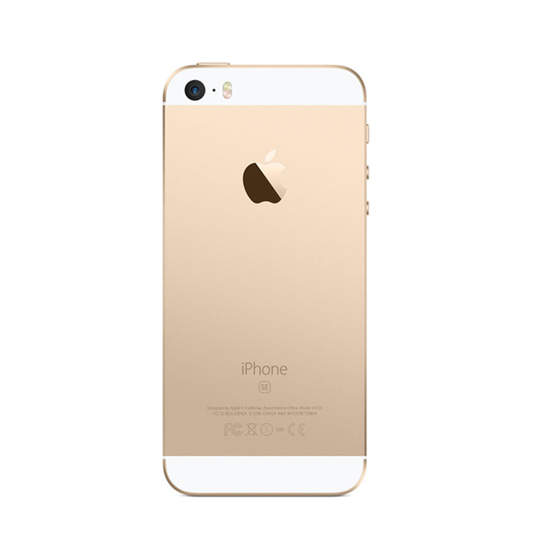 Apple Refurbished iPhone SE Goud 64GB