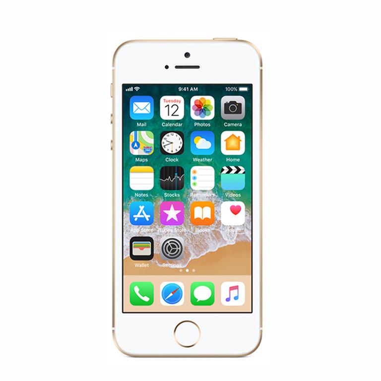 Apple Refurbished iPhone SE Goud 32GB