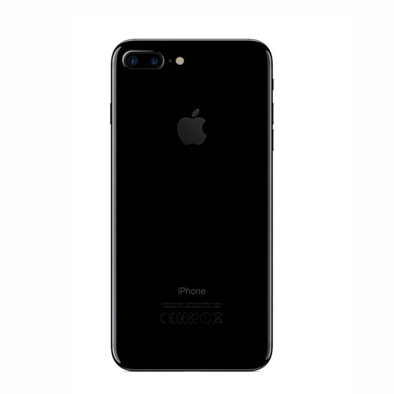 Apple Refurbished iPhone 7 Plus Glanzend zwart 128GB