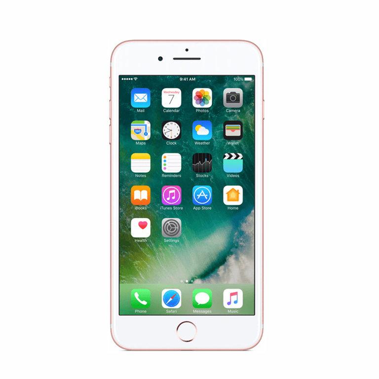Apple Refurbished iPhone 7, Roségoud, 32 GB, Als nieuw No Facetime
