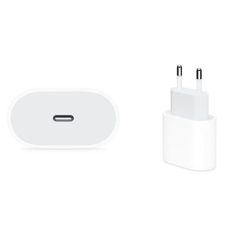 Apple Apple Power Adapter USB-C 18W MU7V2ZM/A USB-C iPhone Oplader