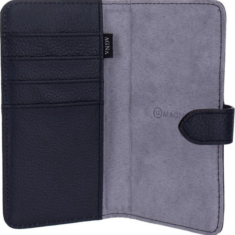 Leren 2 in 1 Wallet Book Case iPhone 7/8 Zwart
