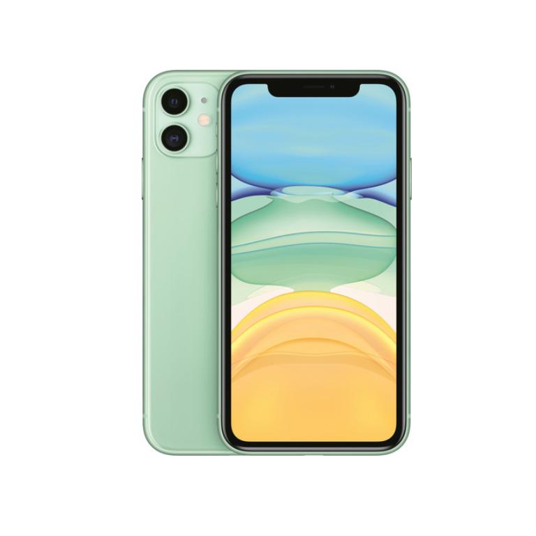Refurbished iPhone 11 Groen 64GB Als nieuw