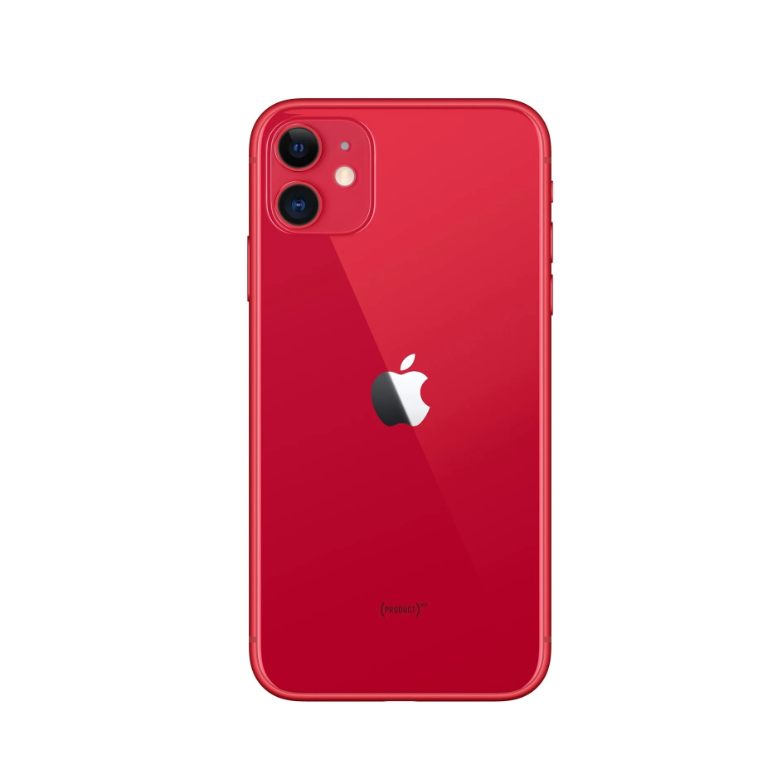 Apple Refurbished iPhone 11 Rood 64GB