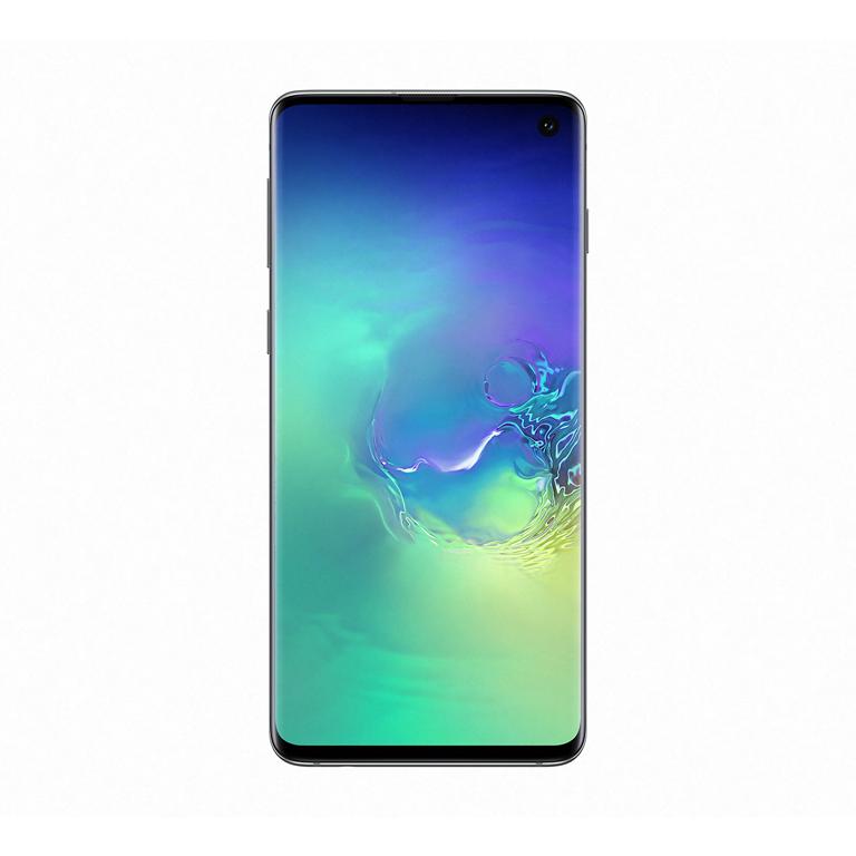 Refurbished Samsung Galaxy S10 Groen 128GB Als nieuw