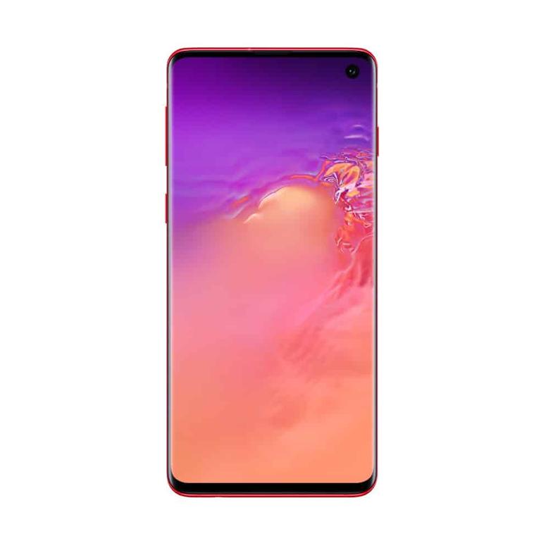 Samsung Refurbished Samsung Galaxy S10 Rood 128GB