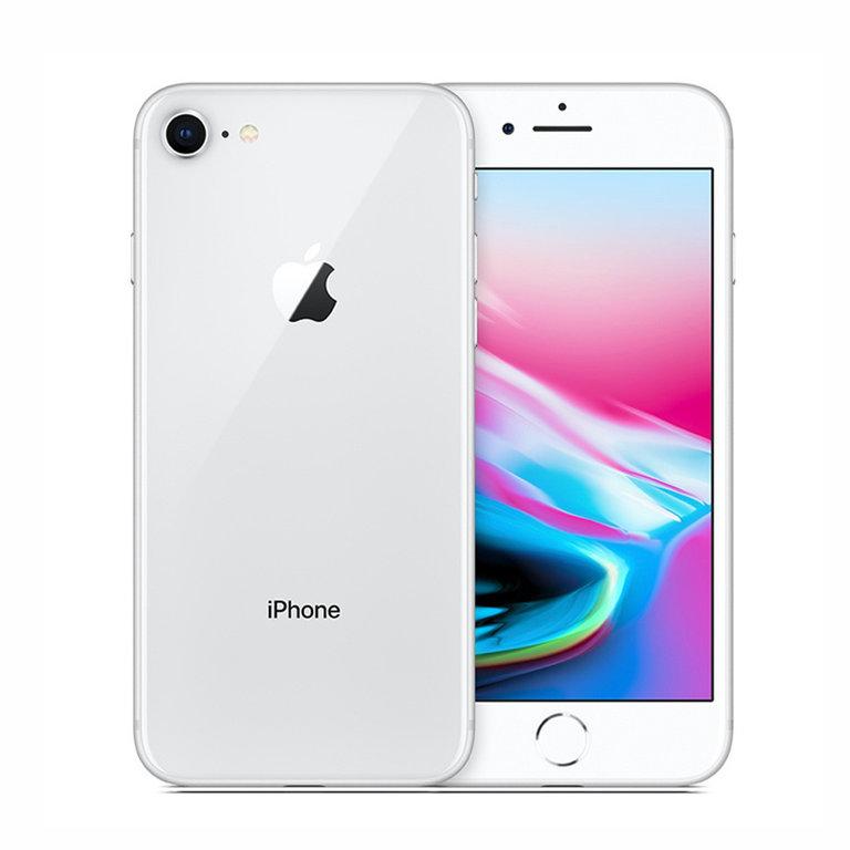 Apple Refurbished iPhone 8 Zilver 64GB - Marge