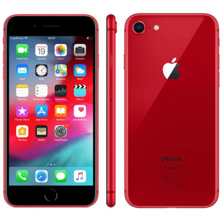Apple Apple Refurbished iPhone 8 Rood 256GB