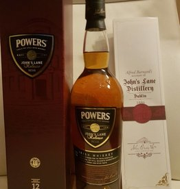 Original Distillery Bottling Powers 12Y 46%