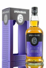 Original Distillery Bottling Springbank 18Y 46%