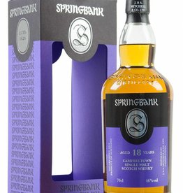 Original Distillery Bottling Springbank 18Y 46%