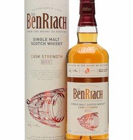 Original Distillery Bottling Benriach caskstrenght batch 1