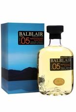 Original Distillery Bottling Balblair vintage 2005 46%