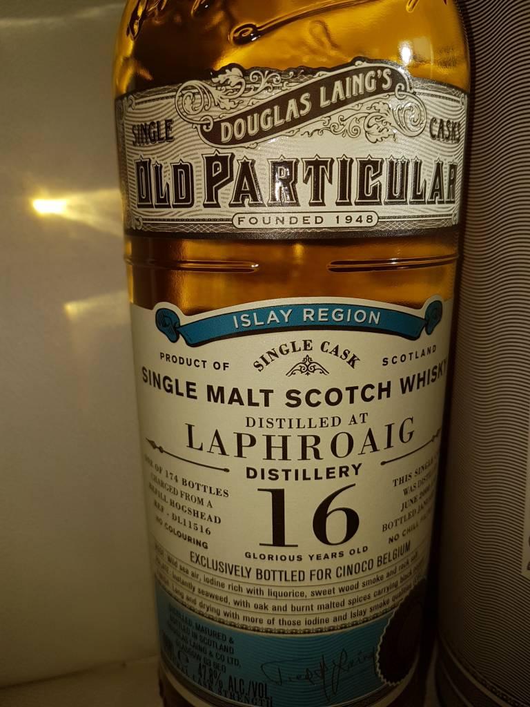 Douglas Laing Laphroaig  2000 -2017 16Y Old Particular