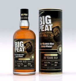 Douglas Laing Big Peat  Gold Edition 25Y 1992-2017