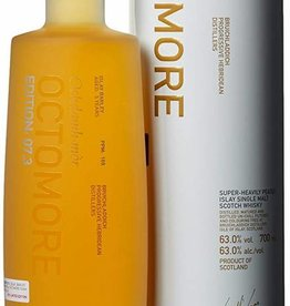 Original Distillery Bottling Octomore 07.3