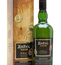 Original Distillery Bottling Ardbeg drum limited edition 46%