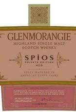 Original Distillery Bottling Glenmorangie Spios  private edition nr 9